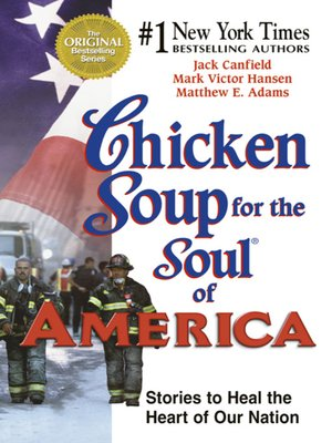 cover image of Chicken Soup for the Soul of America