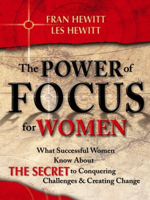 cover image of The Power of Focus for Women