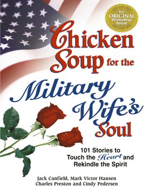 cover image of Chicken Soup for the Military Wife's Soul