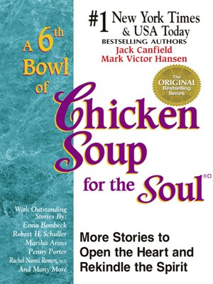 cover image of A 6th Bowl of Chicken Soup for the Soul