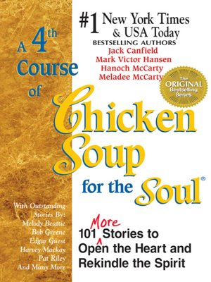 cover image of A 4th Course of Chicken Soup for the Soul