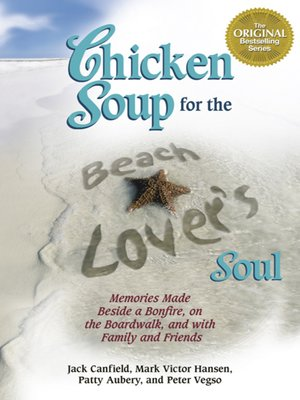cover image of Chicken Soup for the Beach Lover's Soul