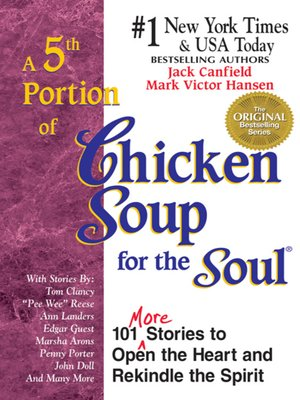 cover image of A 5th Portion of Chicken Soup for the Soul