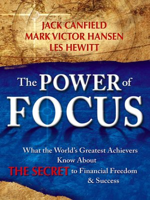 The Power Of Focus by Jack Canfield (ebook)