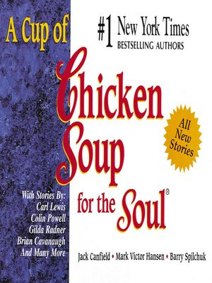 cover image of A Cup of Chicken Soup for the Soul