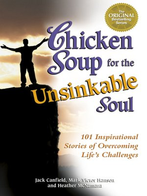 cover image of Chicken Soup for the Unsinkable Soul
