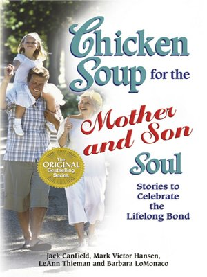 cover image of Chicken Soup for the Mother and Son Soul