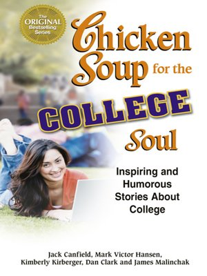 cover image of Chicken Soup for the College Soul