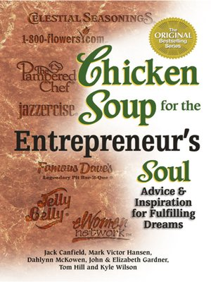 cover image of Chicken Soup for the Entrepreneur's Soul