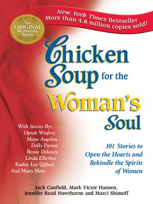 cover image of Chicken Soup for the Woman's Soul