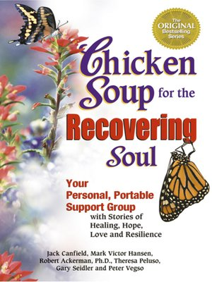 cover image of Chicken Soup for the Recovering Soul