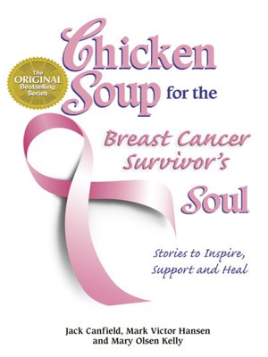 cover image of Chicken Soup for the Breast Cancer Survivor's Soul