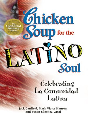 cover image of Chicken Soup for the Latino Soul