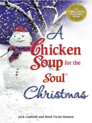 cover image of A Chicken Soup for the Soul Christmas