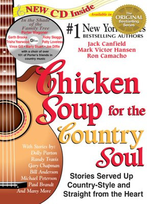 cover image of Chicken Soup for the Country Soul