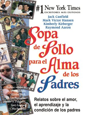 cover image of Sopa de Pollo para el Alma de los Padres