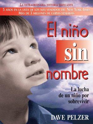 cover image of El Niño Sin Nombre