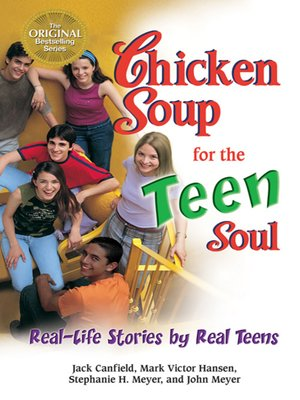cover image of Chicken Soup for the Teen Soul