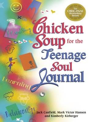 cover image of Chicken Soup for the Teenage Soul Journal