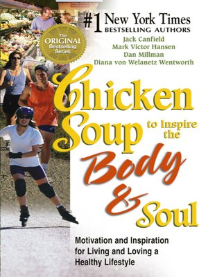 cover image of Chicken Soup to Inspire the Body & Soul