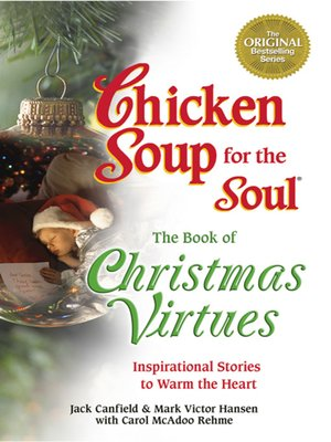 cover image of The Book of Christmas Virtues