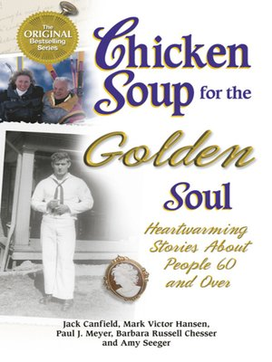 cover image of Chicken Soup for the Golden Soul