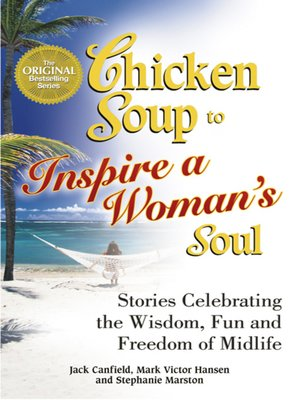 cover image of Chicken Soup to Inspire a Woman's Soul