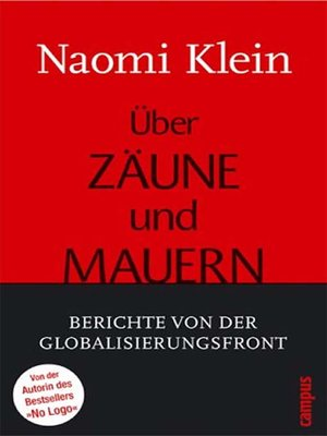 cover image of Über Zäune und Mauern