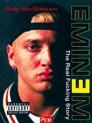 cover image of Eminem - The Real Fucking Story