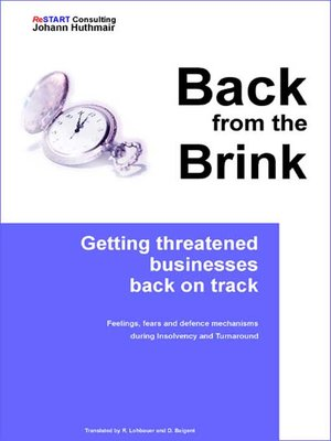 cover image of Back from the Brink