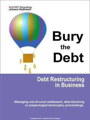 cover image of Bury the Debt