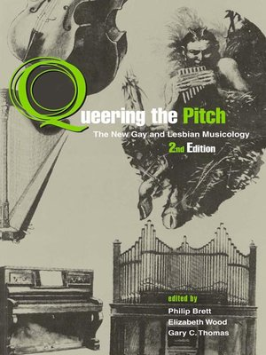 cover image of Queering the Pitch