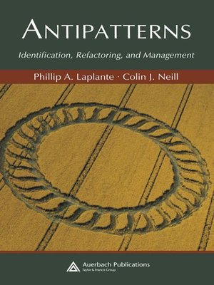 cover image of Antipatterns