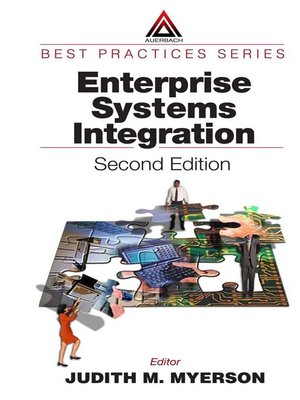 cover image of Enterprise Systems Integration
