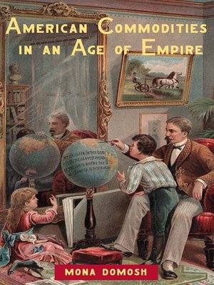cover image of American Commodities in an Age of Empire