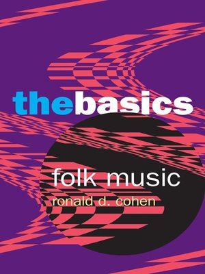 cover image of Folk Music