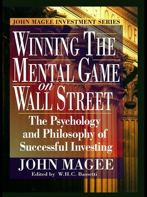 cover image of Winning the Mental Game on Wall Street