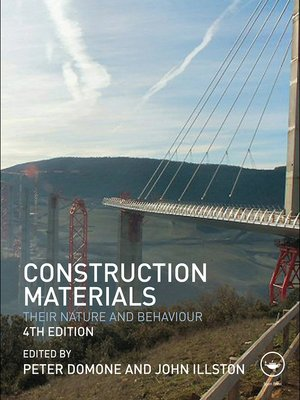 cover image of Construction Materials