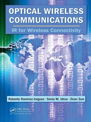 cover image of Optical Wireless Communications