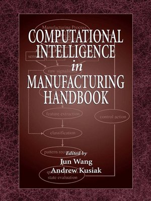 cover image of Computational Intelligence In Manufacturing Handbook