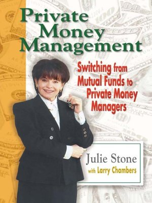 cover image of Private Money Management