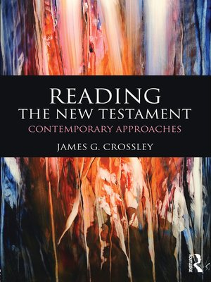 cover image of Reading the New Testament