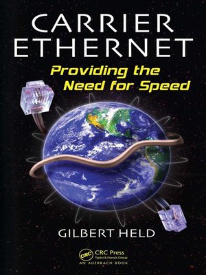 cover image of Carrier Ethernet
