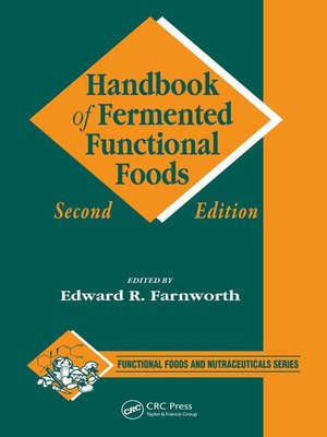 cover image of Handbook of Fermented Functional Foods