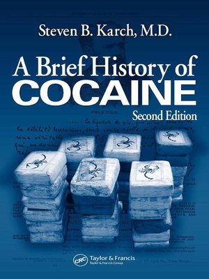 cover image of A Brief History of Cocaine