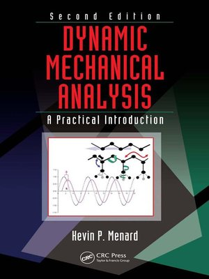 cover image of Dynamic Mechanical Analysis