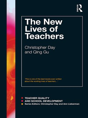 cover image of The New Lives of Teachers