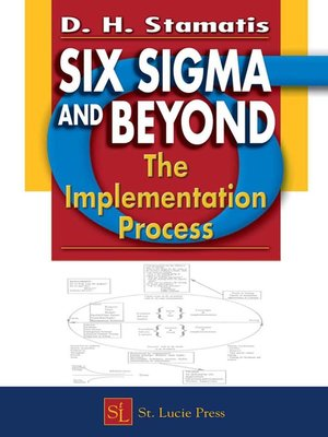 cover image of Six Sigma and Beyond