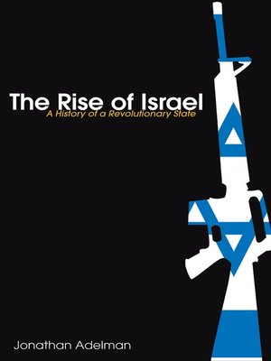 cover image of The Rise of Israel