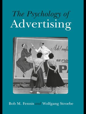 cover image of The Psychology of Advertising